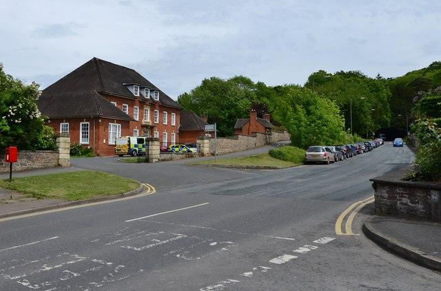 Ledbury Police Station
