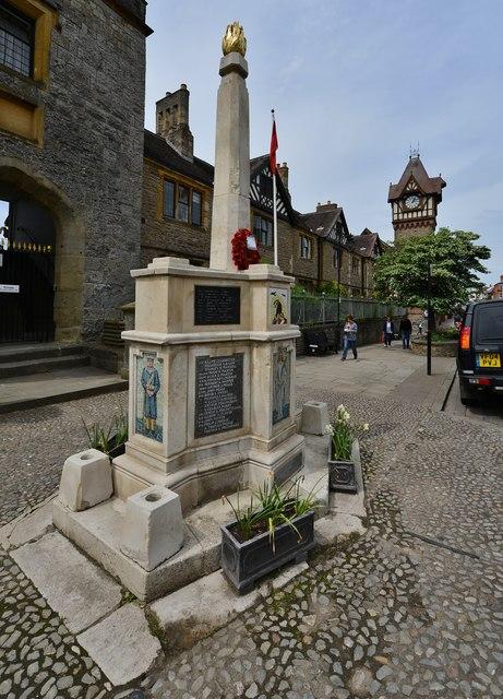 Ledbury War Memorial