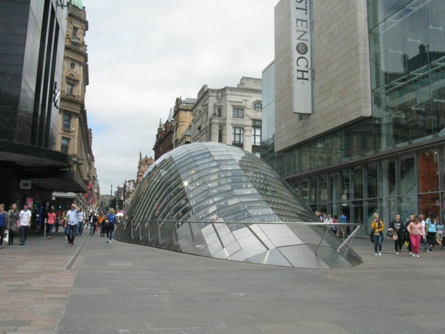 St Enoch Square, Glasgow