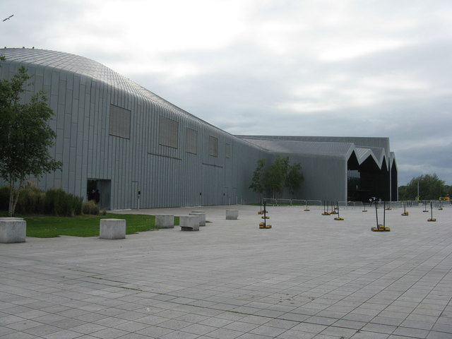 The Riverside Museum,Glasgow