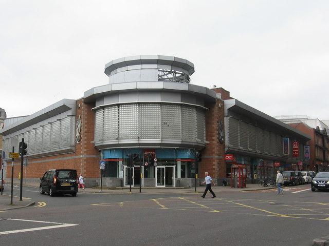 Argos near St Enoch Centre
