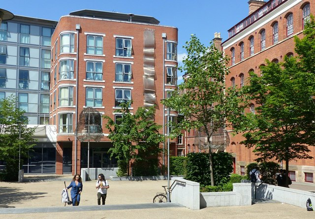 Summer in the City – Lace Market Square