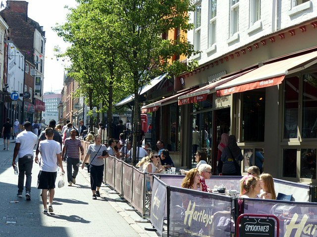 Summer in the City – Carlton Street
