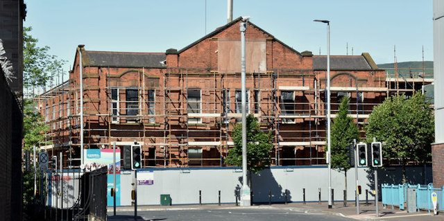 No 89 Durham Street, Belfast - June 2017(1)