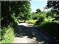 SD7412 : Brookfold Lane by Philip Platt