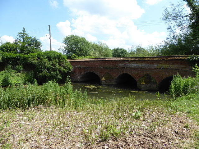 Toppesfield Bridge