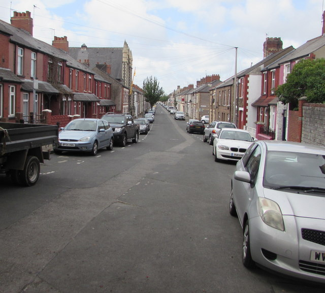 Pearl Street, Cardiff