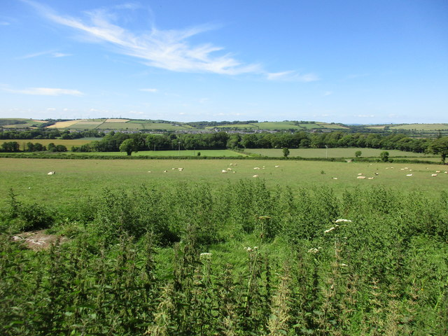 View towards Cloyne