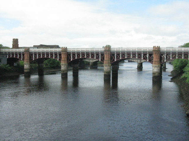 The City Union Railway Bridge