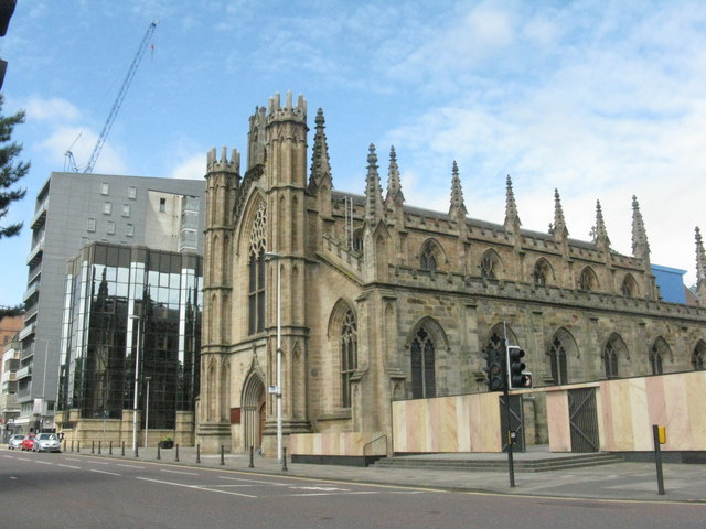 St Andrew's Cathedral, Clyde Street