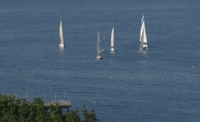 Yachts, Teignmouth
