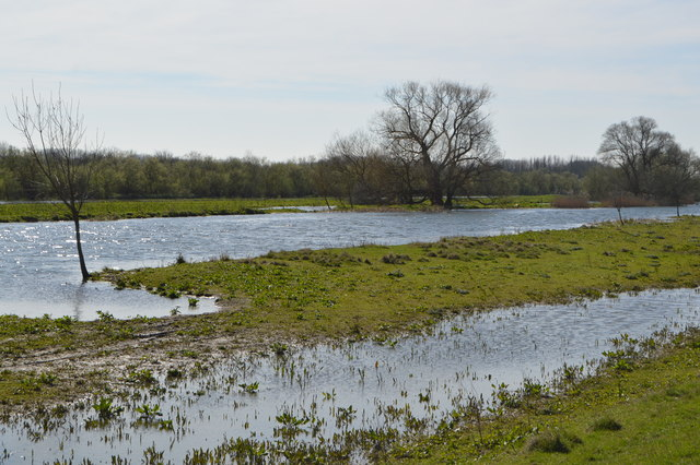 Washlands and Great Ouse