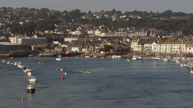 Teign at Teignmouth