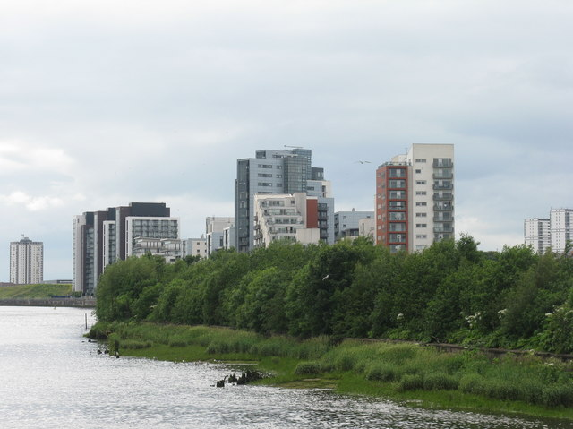 Housing at Meadowside Quay