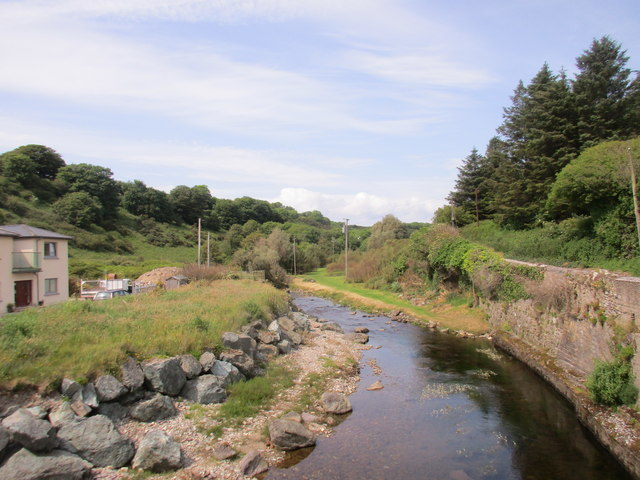 The Dalligan River at Ballyvoyle