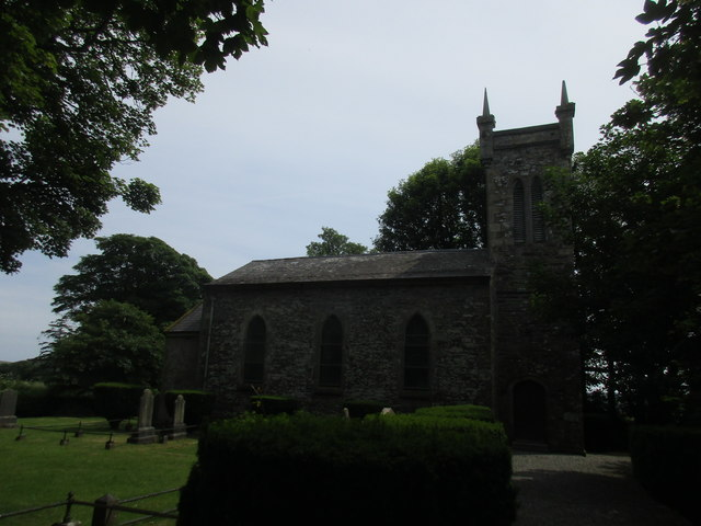 Rossmire Church of Ireland church