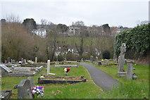 SX4760 : St Mary's Churchyard by N Chadwick