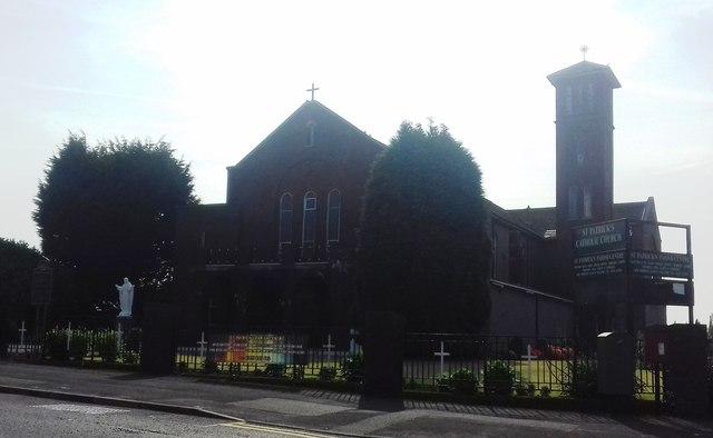 St Patrick's RC Church