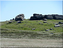 SD9334 : Dove Stones, Northern end by John Darch
