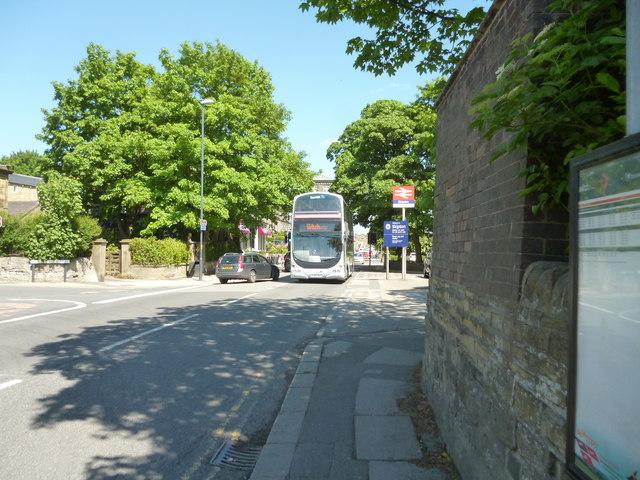 Skipton:  Broughton Road