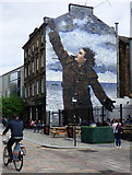 NS5864 : Billy Connolly mural on Dixon Street by Thomas Nugent