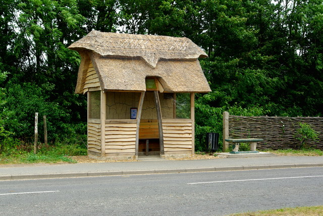 Foxcotte Bus Shelter