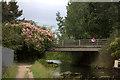 TQ0179 : Langley Park Road bridge by Robert Eva