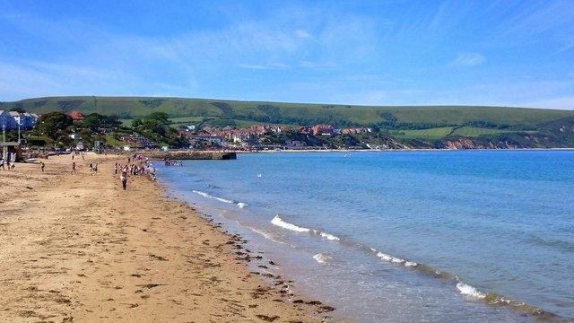 Swanage Beach