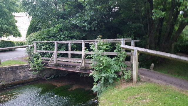 Footbridge, Thornton-le-Dale