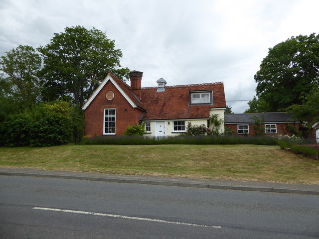 The Old School House, Chelsworth