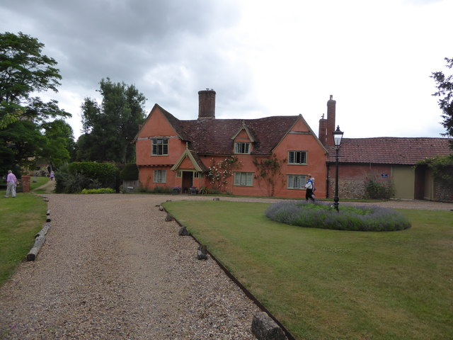 The Grange, Chelsworth