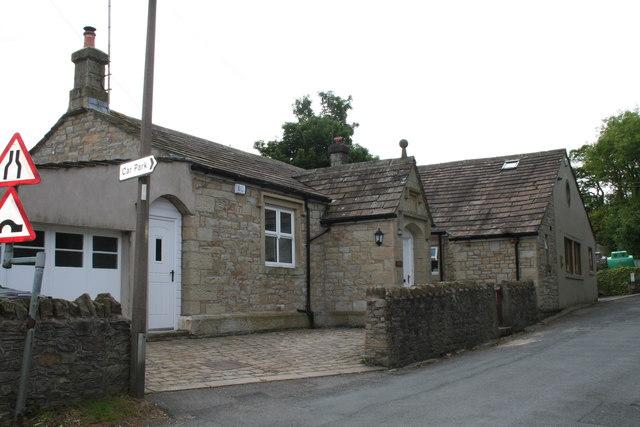 Salterforth:  Former National School