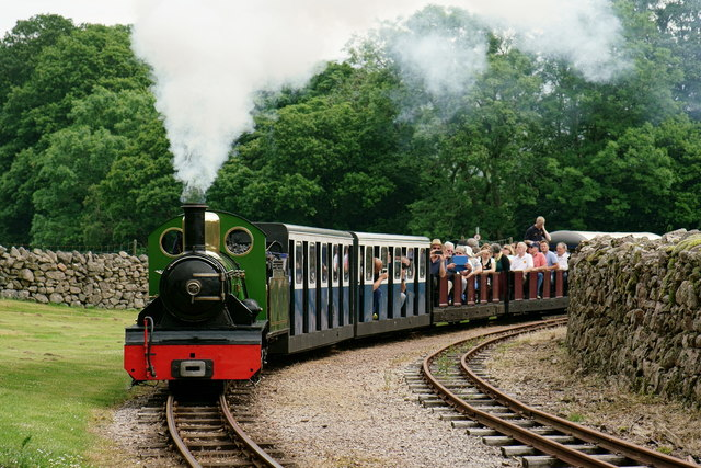 Departing From Dalegarth