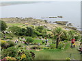 SW5129 : St Michaels Mount garden by Oast House Archive