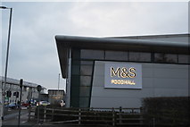 SX4959 : M&S foodhall by N Chadwick