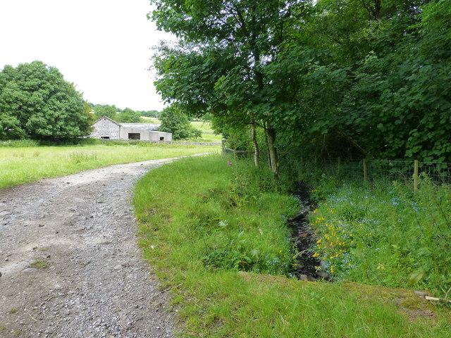 Braben House farmstead