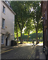 ST5872 : Queen Square from Mill Avenue, Bristol by Robin Stott