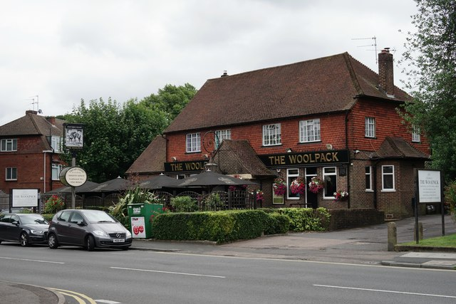 The Woolpack, Banstead