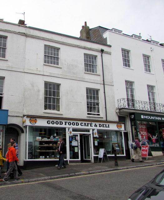 Lyme Regis Food Festival  Cancelled