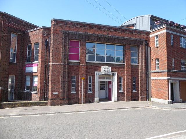 Ipswich Art School
