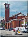 TQ2705 : St Peter's Roman Catholic Church, Hove by Julian Osley