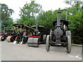 TQ5434 : Steam Engines at Eridge by Paul Gillett