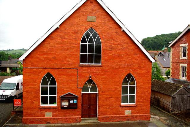 Knighton Methodist Church