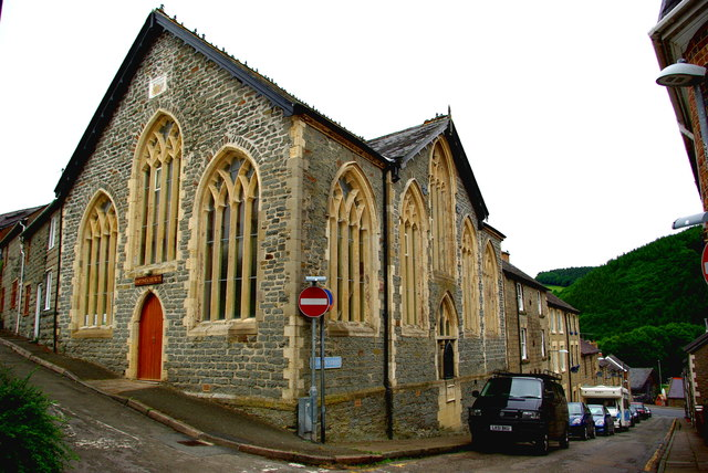Knighton Baptist Church