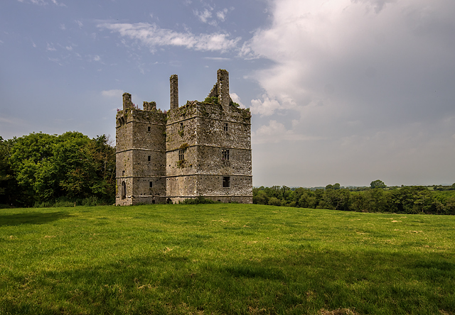 Castles of Munster: Ightermurragh, Cork - third visit (1)