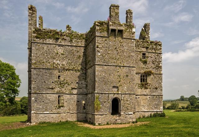 Castles of Munster: Ightermurragh, Cork - third visit (4)