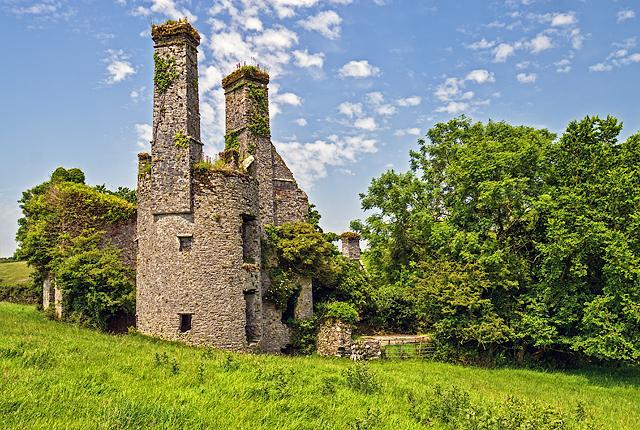 Castles of Munster: Ballyannan, Cork revisited (2)