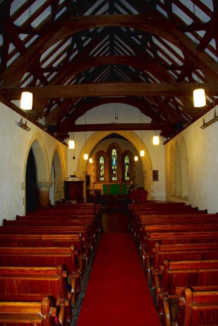 St Cynllo's Church, Llangunllo / Eglwys Sant Cynllo yn Llangynllo