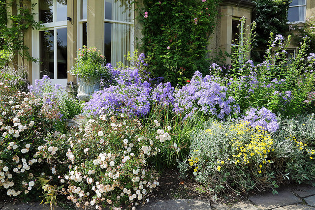 Lowood House gardens