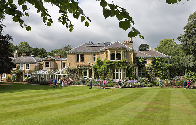 Lowood House open gardens day